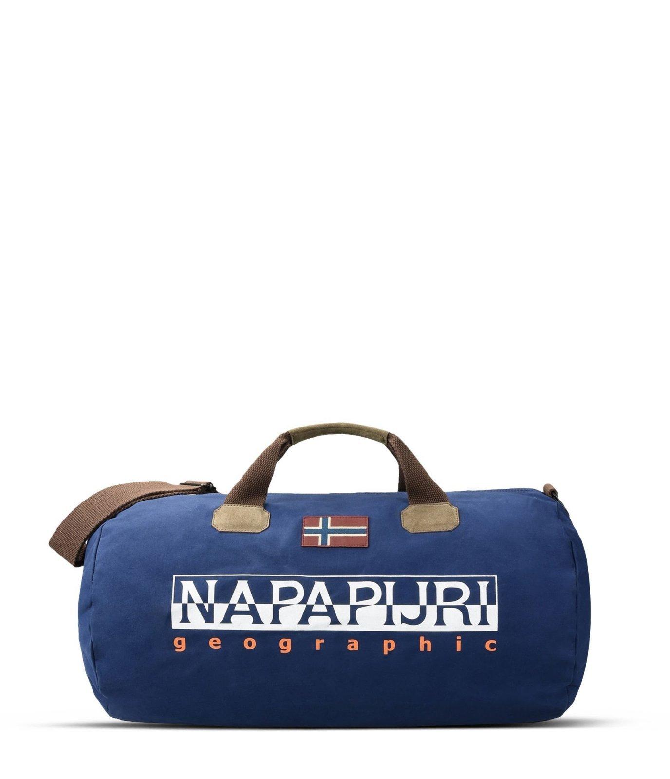 Napapijri Bering Duffle Bag One Size Blue Depths