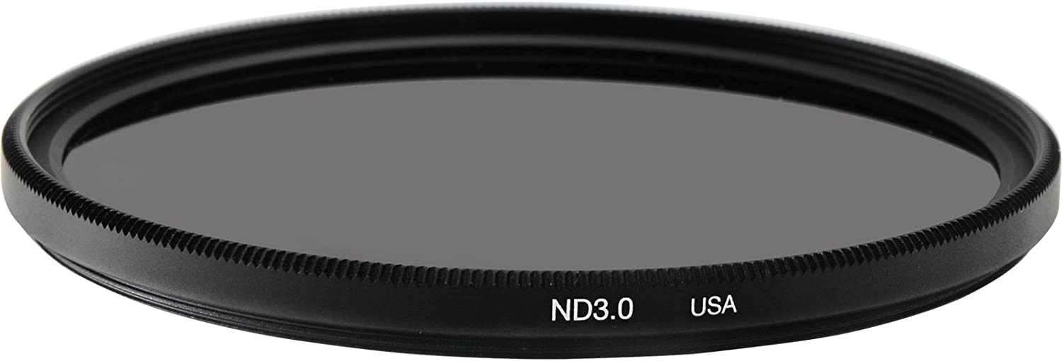 Tiffen 58mm aXent 58ND30 Long Exposure 10 Stop Filter-Black