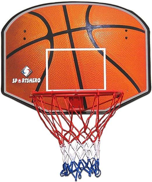 Canasta Tableros de Baloncesto Montado en la Pared del aro ...