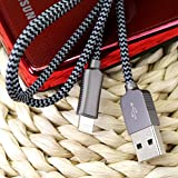 iPhone Charger,Becaso 2-Pack 5ft/1.5M iPhone Lightning Cable for iPhone 6/6s/6 Plus/6s Plus,iPhone 5/5s,iPhone 7/7 Plus,iOS Devices - Nylon Braided iPhone Charger Cable