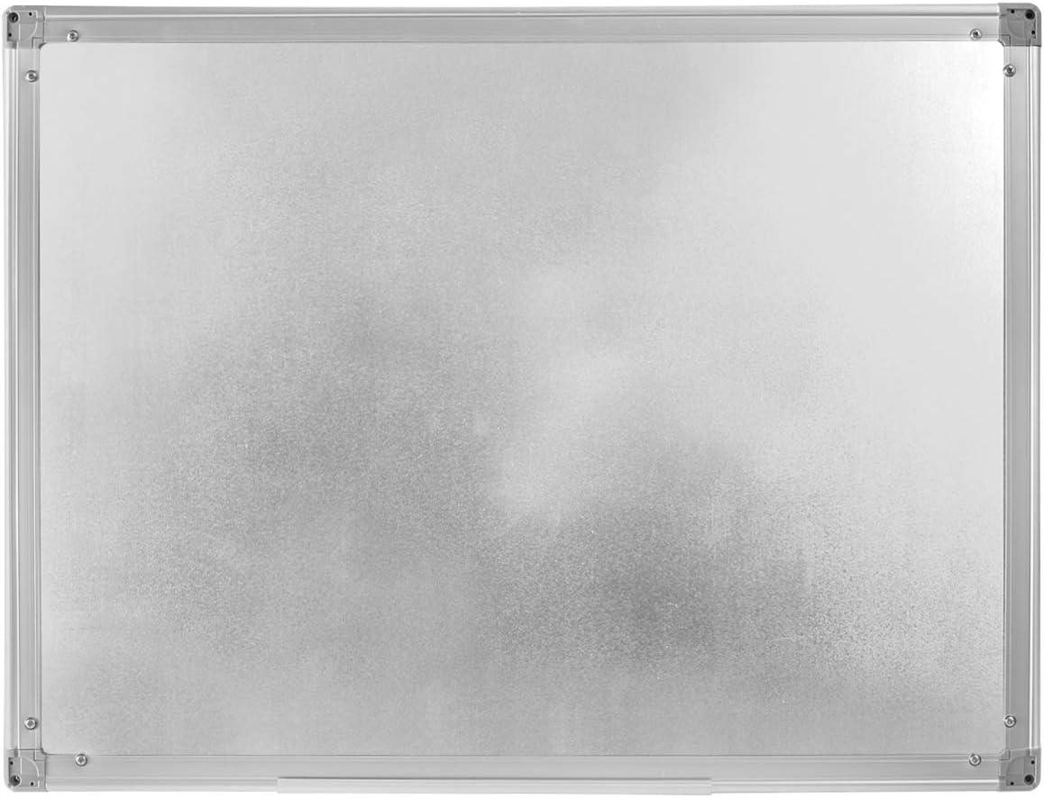 Grandma Shark Lavagna magnetica a secco con cornice in alluminio 600 /× 900 mm