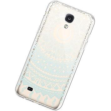 Funda Compatible con Samsung Galaxy S4,Carcasa ...