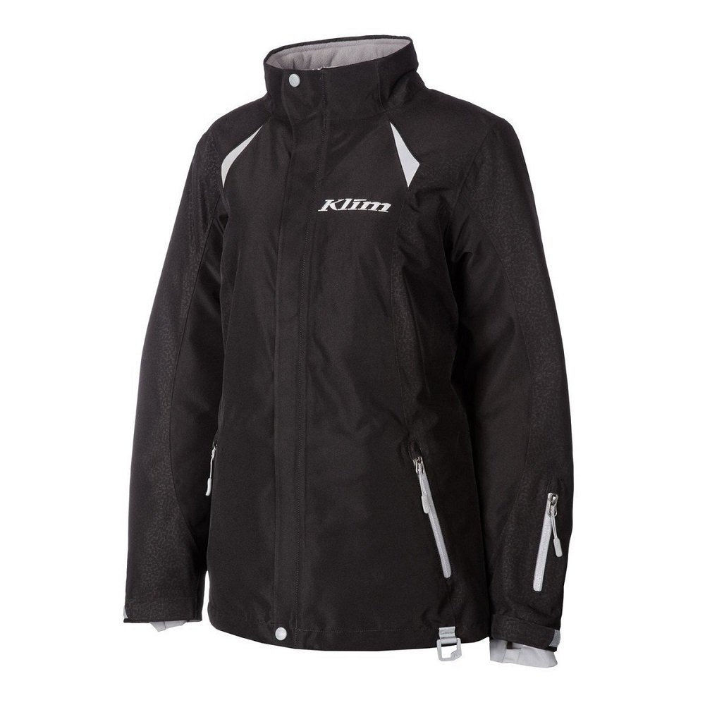 Klim Allure Parka Women's Ski Snowmobile Jacket - Black / Large