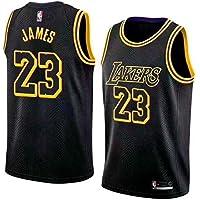 MTBD NBA Lebron James, NO.23 Lakers Retro, Camiseta
