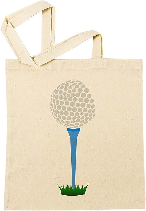 Golf Pelota Bolsa De Compras Playa De Algodón Reutilizable ...