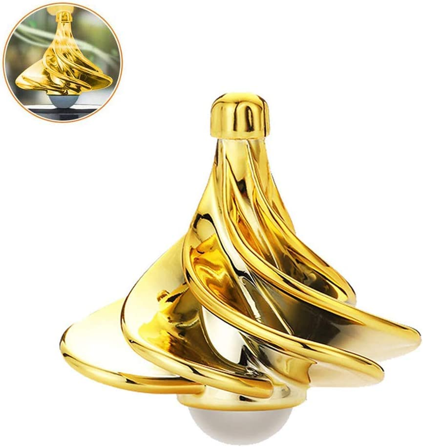 Khosd Peonza, Magnetismo Spinning Top, Wind Gyro, Wind Blow Turn ...