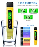3 in 1 TDS Meter, Govee Accurate Water Quality