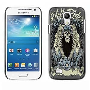 Dragon Case - FOR Samsung Galaxy S4 Mini i9190 - You are so lucky - Caja protectora de pl??stico duro de la cubierta Dise?¡Ào Slim Fit