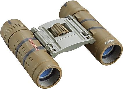 Tasco Essentials 2016 Fernglas Braun Camo 8x21 Kamera