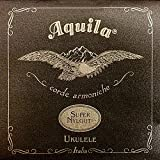 Aquila Super Nylgut AQ-107 Tenor Ukulele Strings - Low G - Set of 4