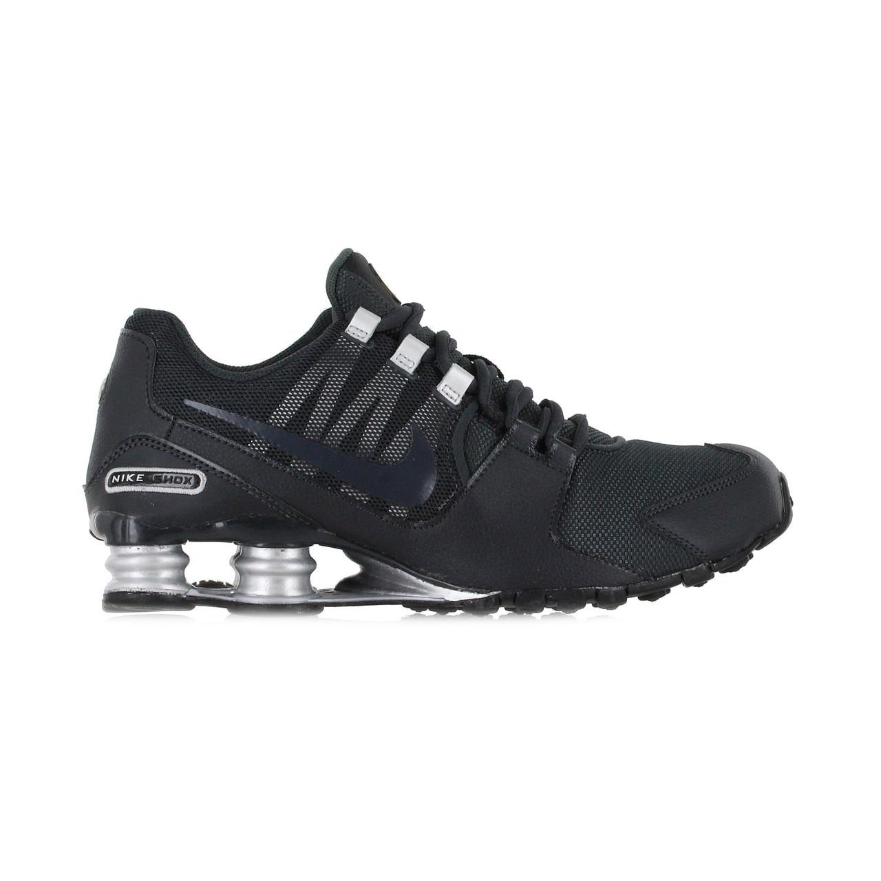 finest selection 011dd 5decf Nike Mens Shox Avenue Running Shoes, Anthracite Metallic Silver Black, 13  D(M) US  Buy Online at Low Prices in India - Amazon.in