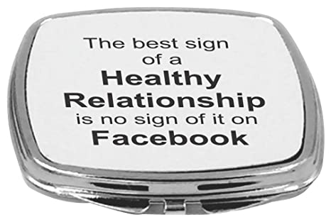the best sign of a healthy relationship
