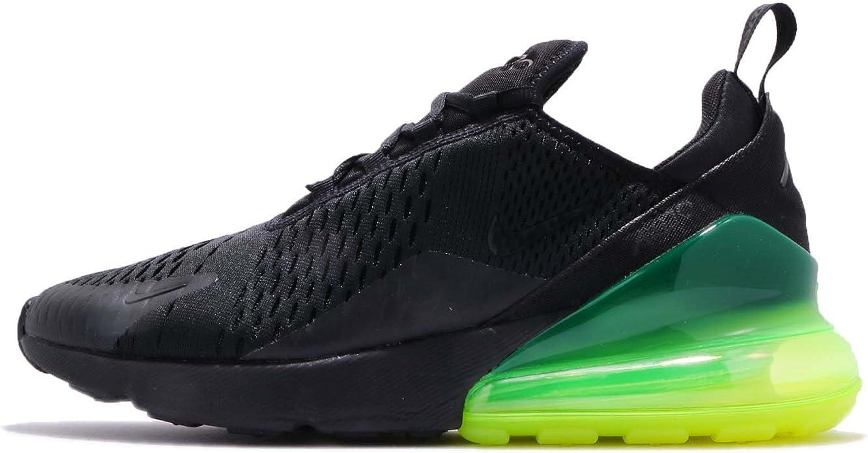 Nike Air Max 270 - Black - Black-Volt
