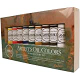 Gamblin Artist Oil Colors Introductory Set