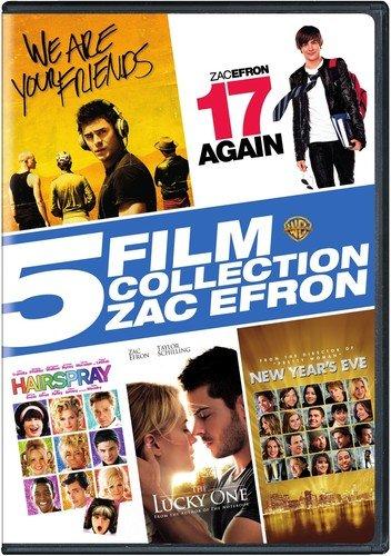 amazon com 5 film collection zac efron dvd various various movies tv 5 film collection zac efron dvd