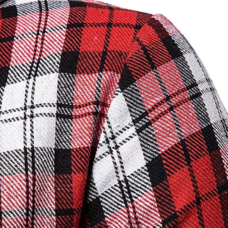 Męskie Herbst Winter Hoodie Langarm Knopfleiste Cardigan Gewebtes Hemd: Odzież