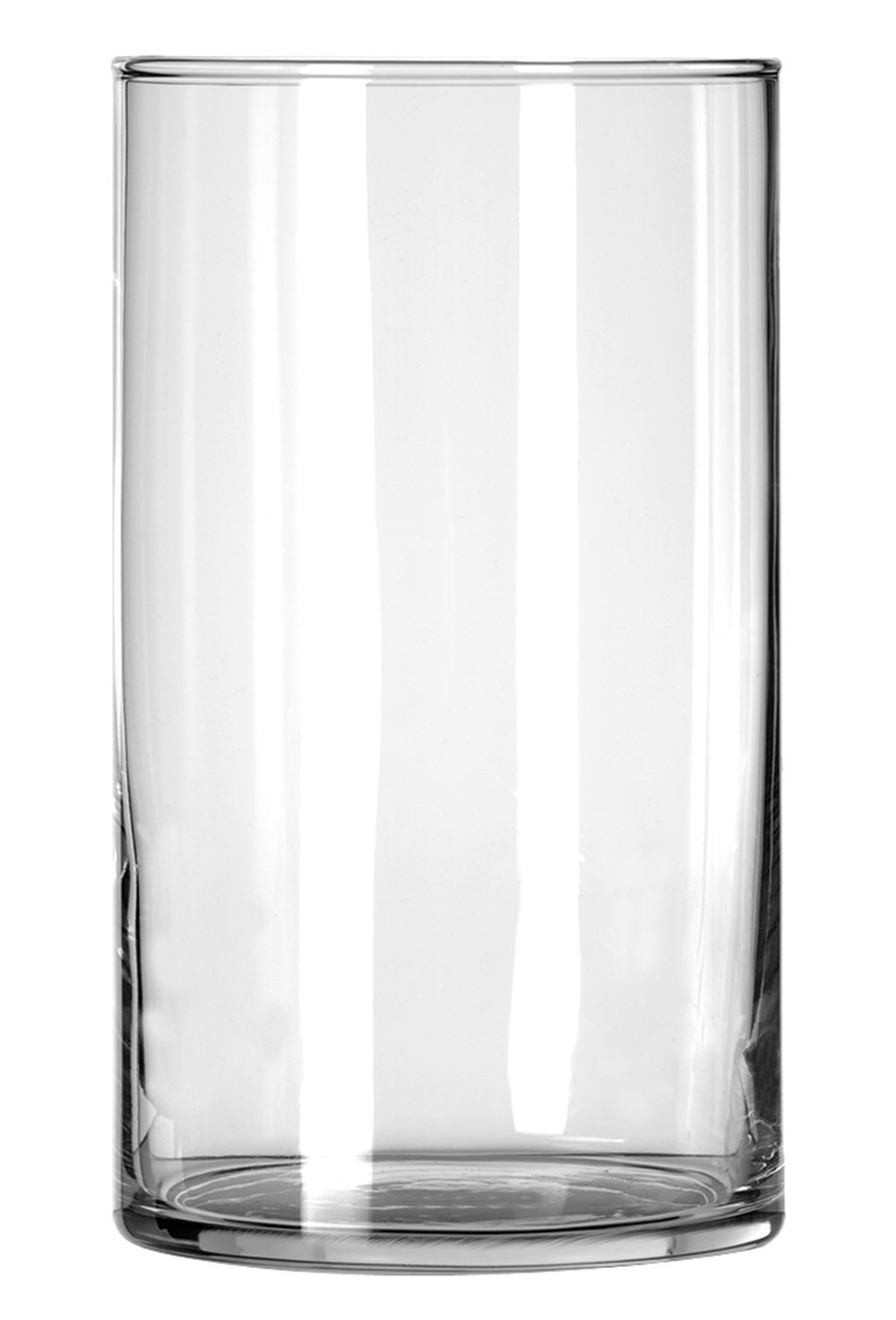 Libbey Cylinder Vase 9 Inch Clear Set Of 12 Minimalist Items