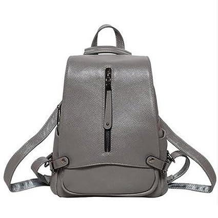 8748379ba1ce Amazon.com  Kaxima Anti-theft leather women s double shoulder bag ...