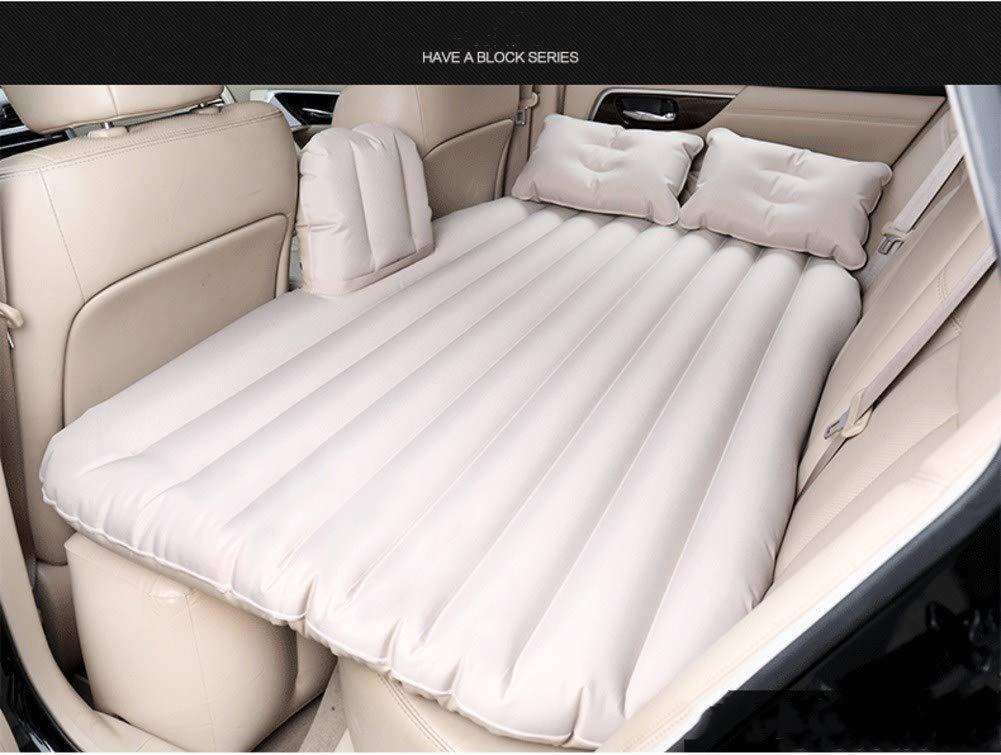 HUIYUE Outdoor-Automatische Luftmatratze,Camping Mat,Zelt Feuchtigkeitsfesten Matratze,Off - Road-Fahrzeug Folding Reisen Schlafmatte-C 170x130cm(67x51inch)