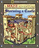 Storming a Castle: A Maze Adventure (Maze Adventures (Paperback))