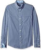 IZOD Men's Advantage Performance Non Iron Stretch Long Sleeve Shirt