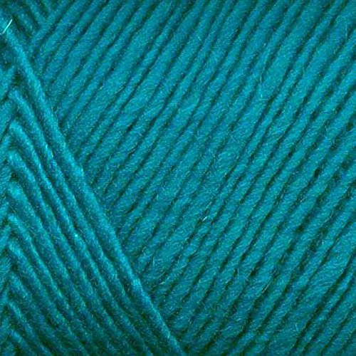 Brown Sheep Lamb-s Pride Worsted, 78 - Aztec Turquoise