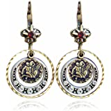 Zodiac Earrings, Zodiac Jewelry, Astrology Jewelry, Birthday Earrings, Birthday Gift, Zodiac Sign, Horoscope Jewelry