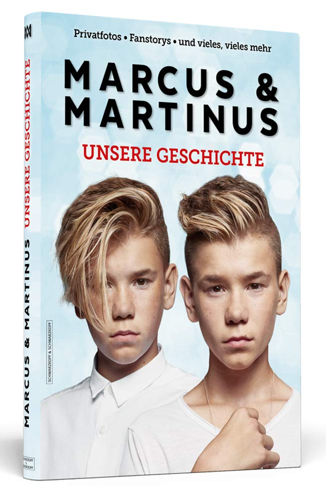 Marcus & Martinus: Unsere Geschichte: Das offizielle Buch für Fans des norwegischen Zwillings-Duos! Taschenbuch – 1. November 2018 Marcus Gunnarsen Martinus Gunnarsen 3862657507 Geisteswissenschaften