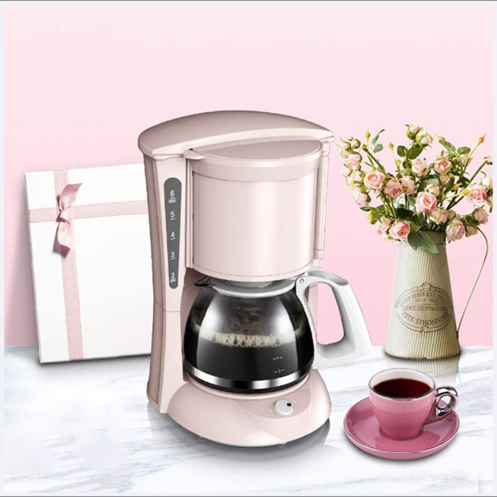 Jackeylove Máquina de café 650ML Embudo extraíble para fácil ...