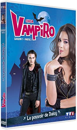 cheap price uk cheap sale offer discounts Chica Vampiro-Saison 1-Partie 2-Le Pouvoir de Daisy: DVD ...