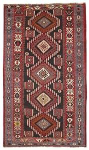 Alfombra kilim sivas 179x305 alfombra oriental for Alfombras comedor amazon