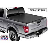 "Gator ETX Soft Roll Up Truck Bed Tonneau Cover | 53309 | Fits 2017 - 2020 Ford F-250/F-350/F-450 Super Duty  6'6"" Bed Bed 