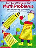 Every Day of the School Year Math Problems, Marcia Miller and Martin Lee, 0590644076