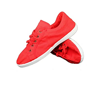 1c76dd3ed2 Natural World - Baskets Basket H - 41 Red Size: 8: Amazon.co.uk: Shoes &  Bags