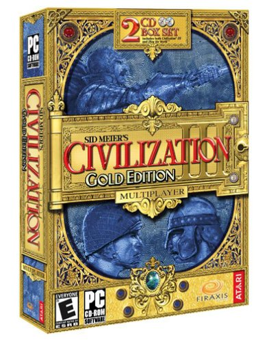 Civilization 3 Gold - PC (Pc 3 Civilization)
