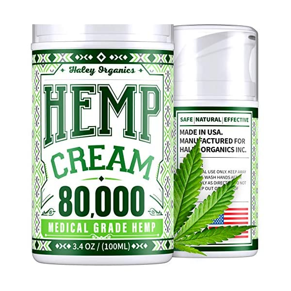 Pain-Relief-Cream-with-Hemp-Oil