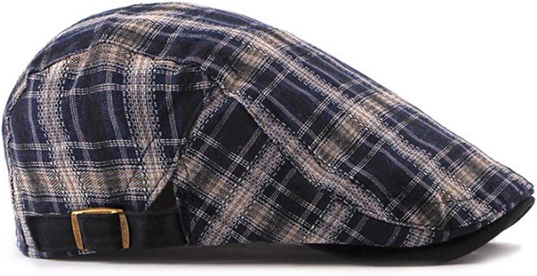 DecStore 2 Pacco Uomo Maglia Cappuccio Berretti Edera Cappelli Guida Cappelli Estate Vintage Hat