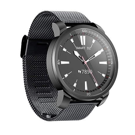 Amazon.com: PQFYDS Bluetooth Smartwatch, H2 Waterproof Smart ...