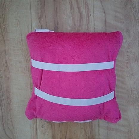 Inteligente Travel Pillow Cojín 3 en 1 multifuncional iPad ...