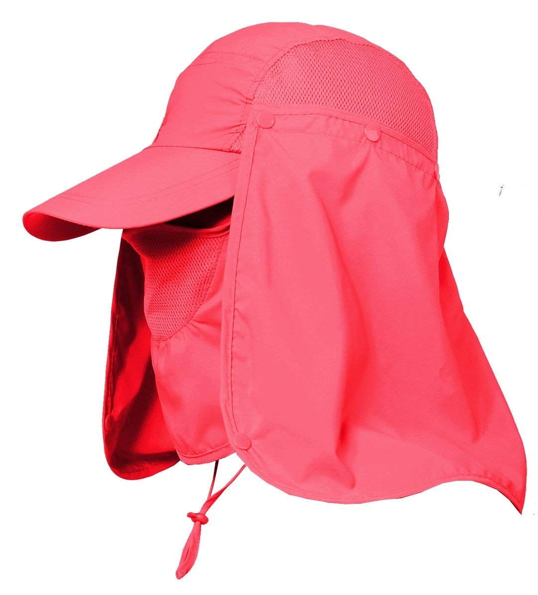 57cbeeab409 Buy Hiking Cap Hat - Dark Pink Online at Low Prices in India - Amazon.in