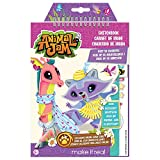 Make It Real - Animal Jam Sketchbook with Exclusive