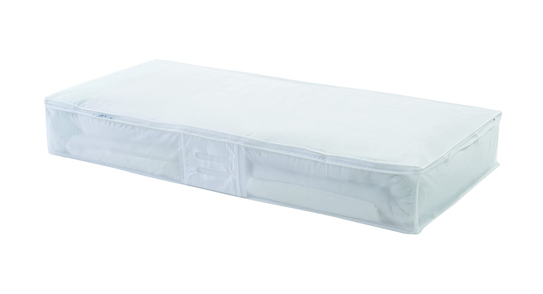 Compactor Home RAN2980 Milky Housse Extra Plate Gamme Film Plastique Péva Blanc Translucide 100 x 48 x 15 cm CIE EUROPE B004U9NOQE