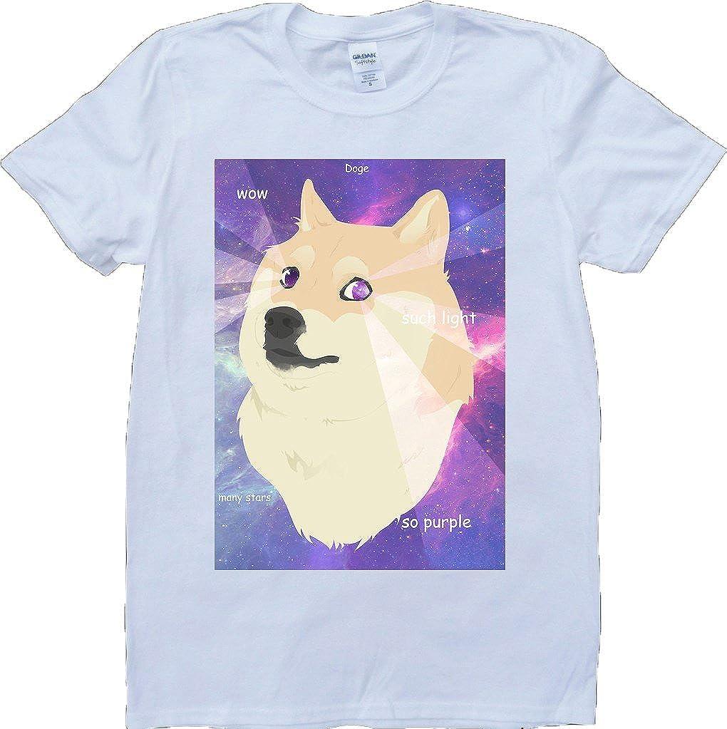 Doge Blanco Por Encargo T-Shirt: Amazon.es: Ropa y accesorios