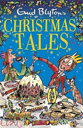 book cover of Enid Blyton\'s Christmas Tales