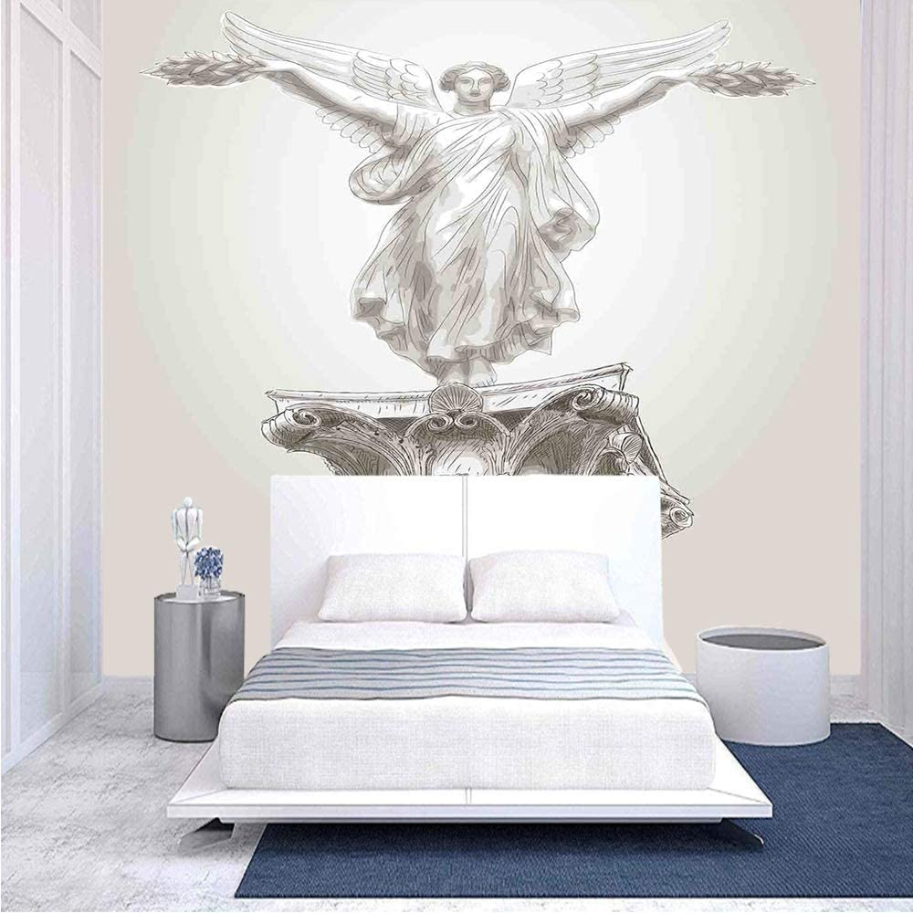 3D Greek Mythology Self-adhesive Removeable Wallpaper Wall Mural Sticker 62