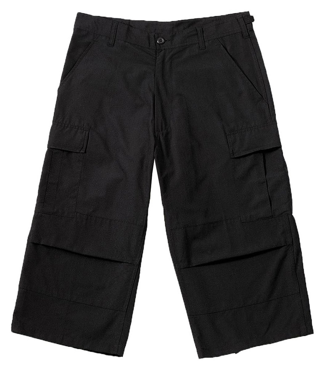 Rothco Capri Pants (Black) RSR Group Inc 613902835139