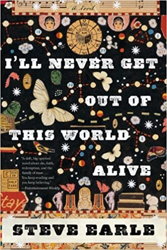 Book I'll Never Get Out of This World Alive