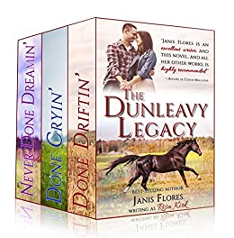 The Dunleavy Legacy Trilogy by [Flores, Janis]