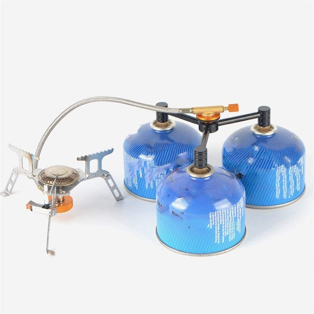 Cocina de Gas Adaptador de trípode de Aluminio Tanque de Gas ...