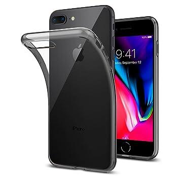 coque silicone iphone 8 gris